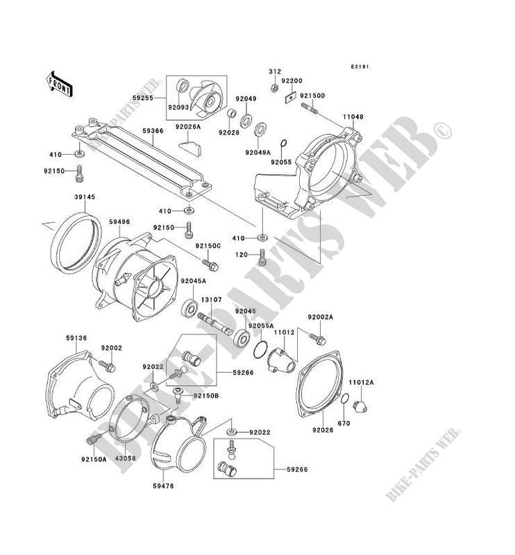 Kawasaki Vaquero Wiring Diagram