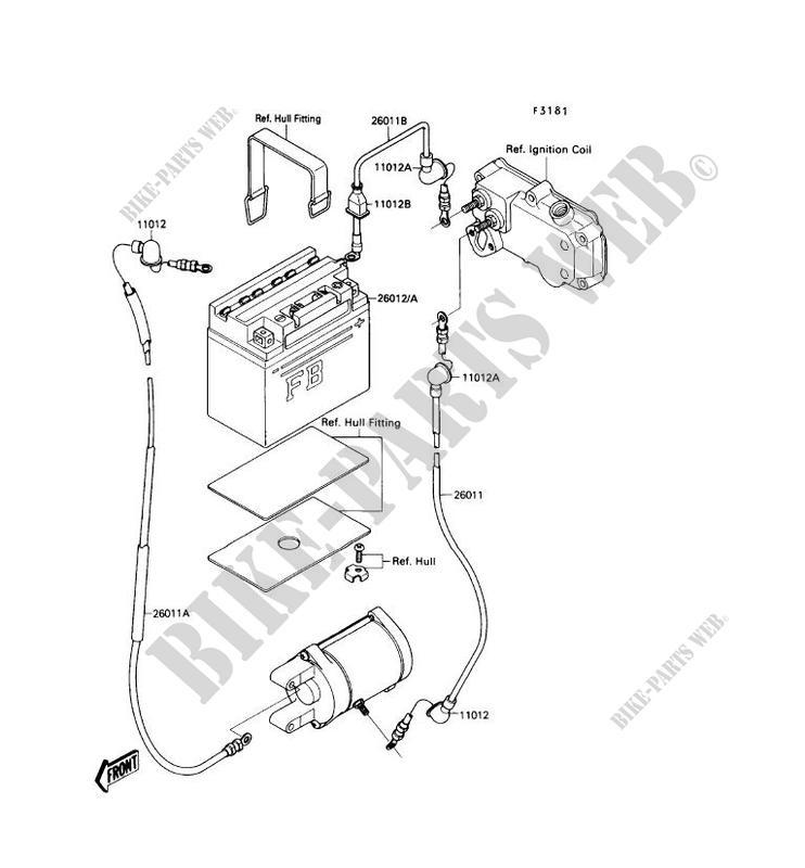 Kawasaki Js300 Wiring Diagram | Wiring Diagram on
