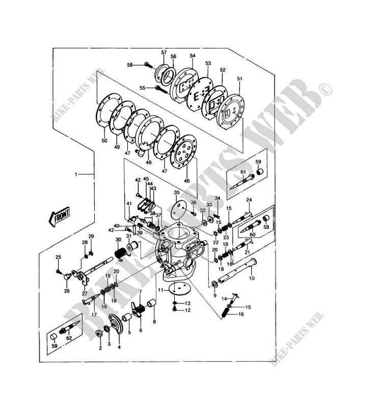 yamaha jet ski wiring diagram carburetor js550 a6 jet ski 550 1987 550 jet ski kawasaki ... kawasaki 550 jet ski wiring diagram #12