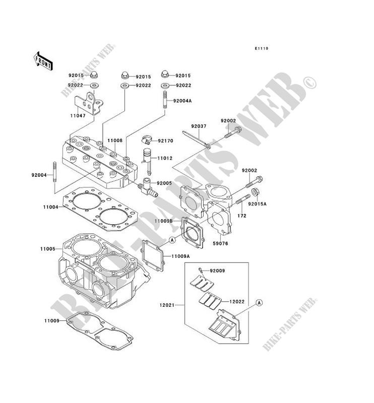 kawasaki 550 sx wiring diagram