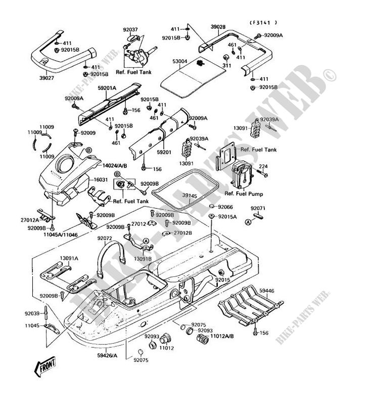 New Kawasaki 650 Sx Wiring Diagram - Wiring Diagrams on