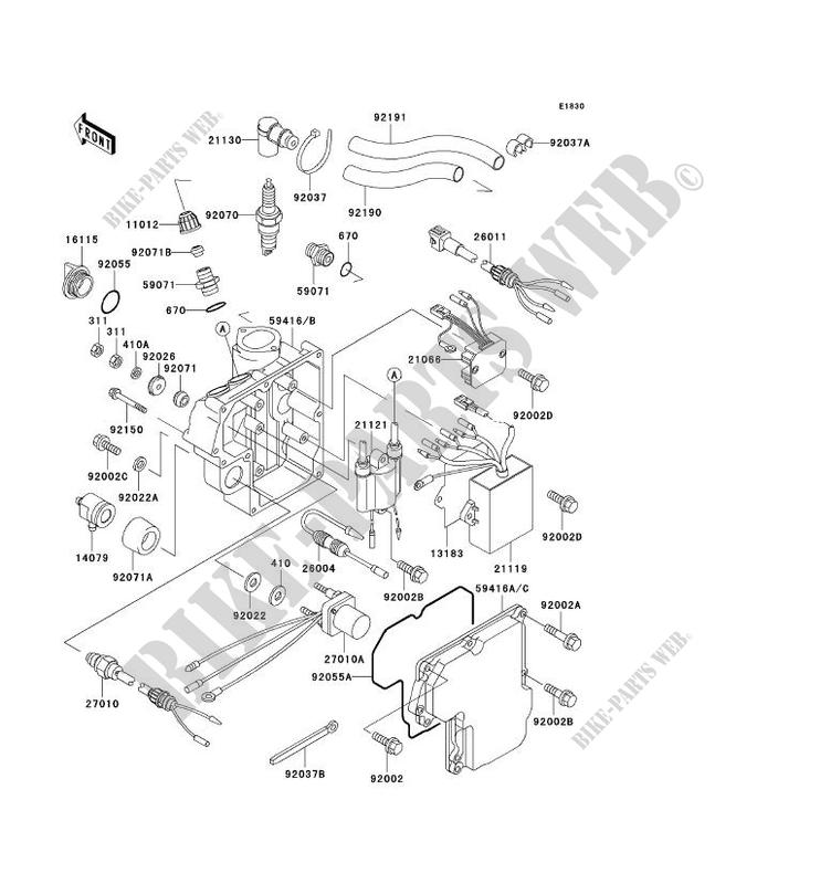 Kawasaki Sxi Pro Wiring Diagram - Wiring Diagram & Cable ... on