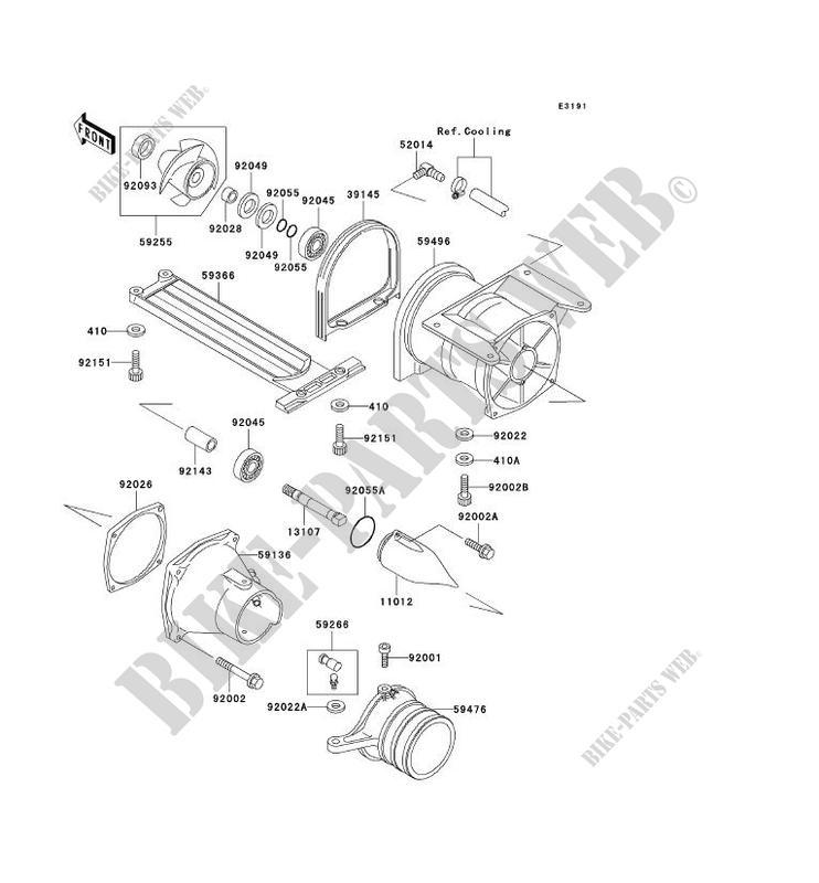 Kawasaki Sxi Pro Wiring Diagram - Wiring Diagrams on