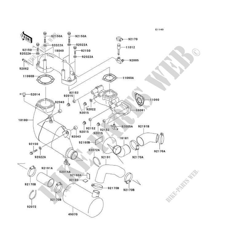 2000 kawasaki stx 1100 di wiring diagrams