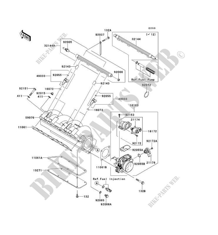 Kawasaki Stx 15f Wiring Diagram - Wiring Diagrams Schema on