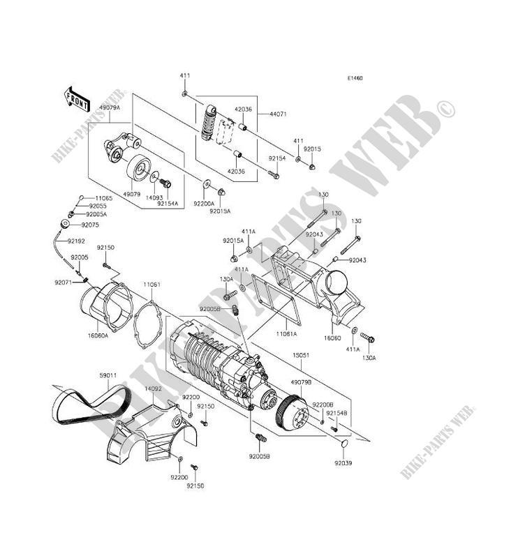 Kawasaki Jet Ski Engine Diagram Electrical Circuit Electrical