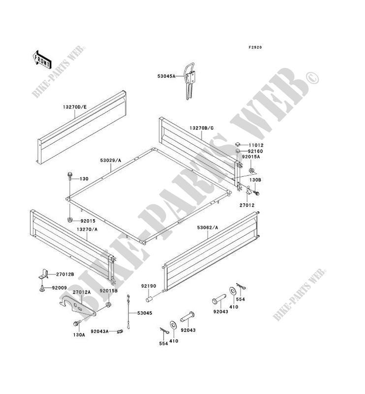 Kawasaki Mule 550 Wiring Diagram