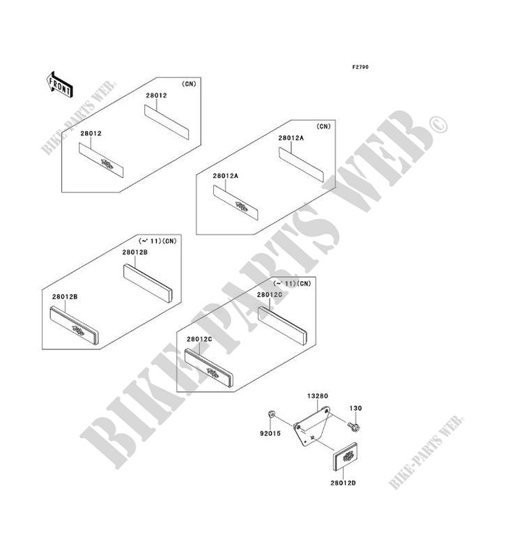 kawasaki mule 610 ignition switch wiring diagram