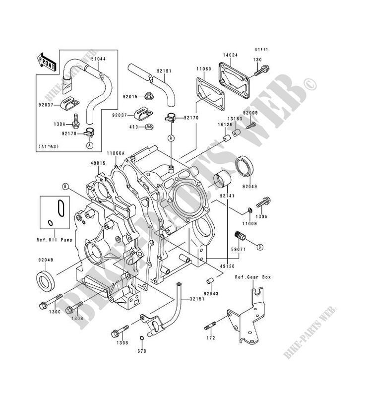 sketch diagram kawasaki mule  kawasaki  wiring diagrams