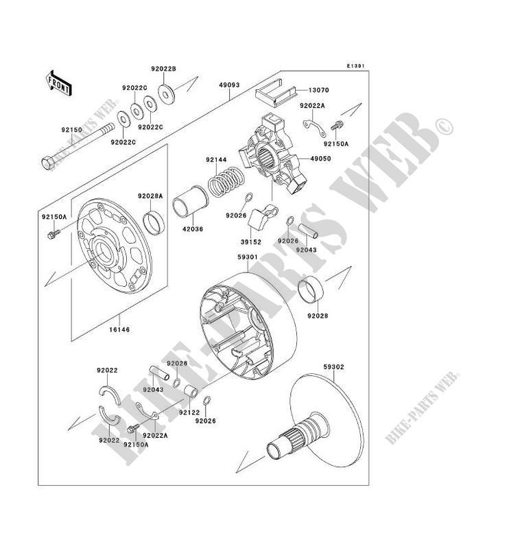 Kawasaki Mule 2510 Engine Diagram - Wiring Diagram K9 on