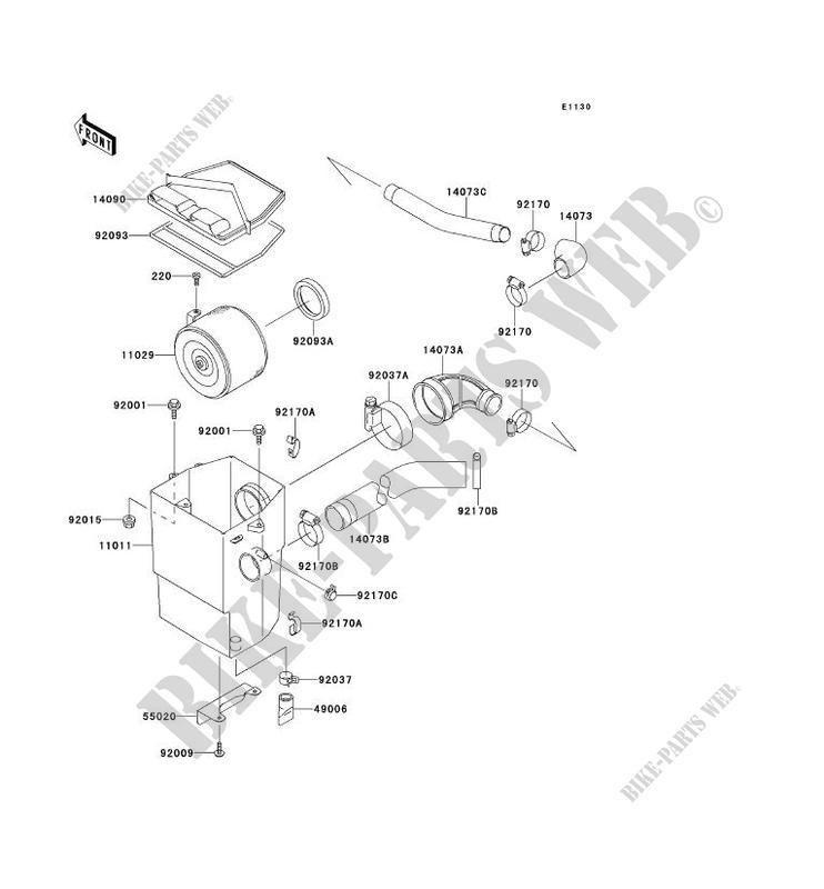 Kawasaki Mule 2510 Parts Uk