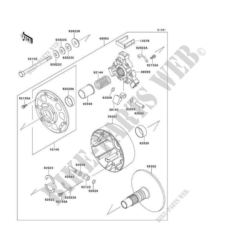 Kawasaki Mule 2500 Wiring Diagram