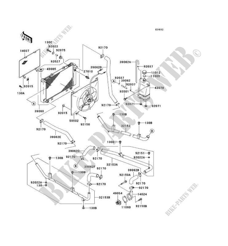 kawasaki mule 3000 wiring diagram  kawasaki  wiring