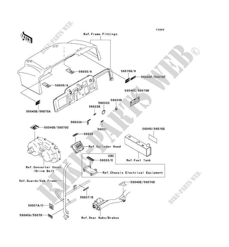 Kawasaki Mule 3000 Parts Diagram - Wiring Diagrams Schema on
