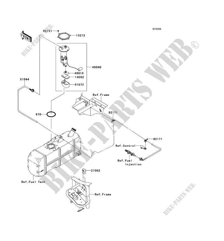 kawasaki mule 4010 fuel filter location wiring diagramfuel pump kaf620rdf mule 4010 trans 4x4 2013 620 ssv kawasakifuel pump for kawasaki mule 4010