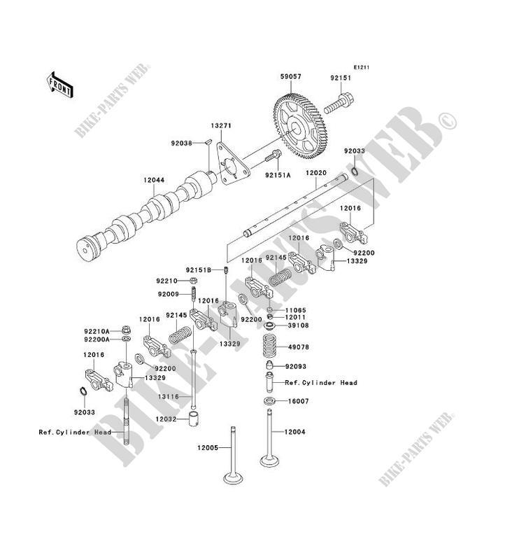 The Kawasaki Mule Diesel Valve Adjustment {Forum Aden}