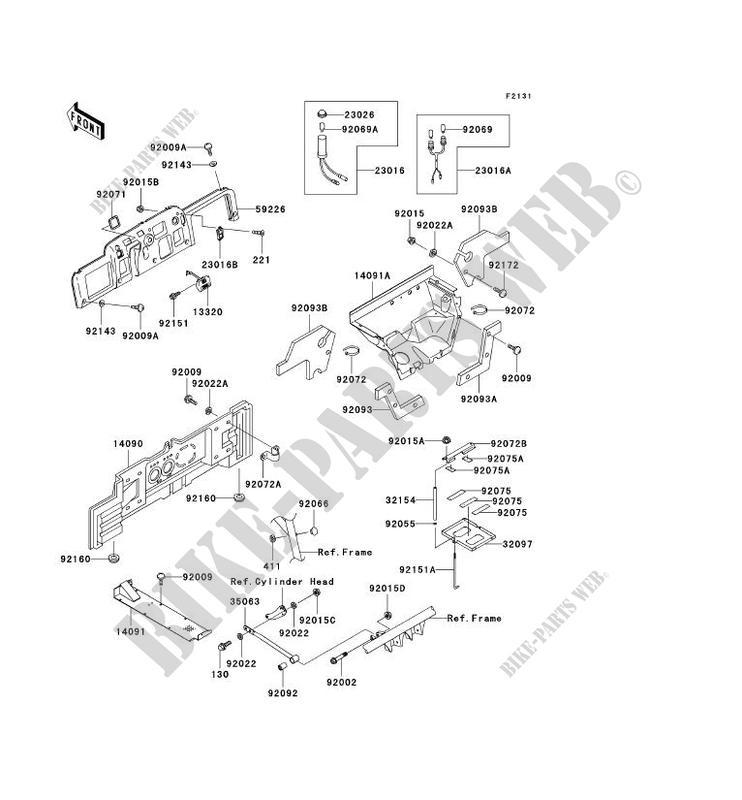 Frame Parts Couverture Kaf950 B1 Mule 3010 Diesel No Year 950 Ssv. Kawasaki Ssv 950 Noyear Mule 3010 Diesel Kaf950b1 Frame Parts. Kawasaki. 3010 Kawasaki Mule Kaf950b Parts Diagram At Scoala.co