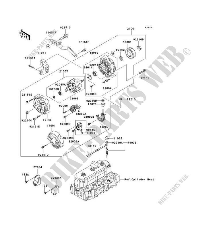 Generator Kaf950 B1 Mule 3010 Diesel No Year 950 Ssv Kawasaki. Kawasaki Ssv 950 Noyear Mule 3010 Diesel Kaf950b1 Generator. Kawasaki. Kawasaki 3010 Mule Rear Differential Parts Diagram At Scoala.co