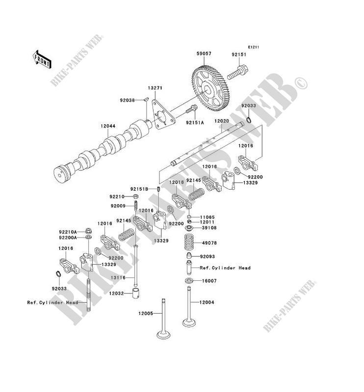 Valve Camshaft Kaf950 B1 Mule 3010 Diesel No Year 950 Ssv Kawasaki. Kawasaki Ssv 950 Noyear Mule 3010 Diesel Kaf950b1 Valve Camshaft. Kawasaki. 3010 Kawasaki Mule Kaf950b Parts Diagram At Scoala.co