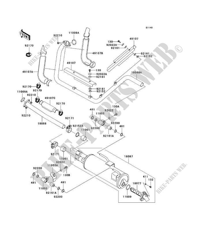 kawasaki teryx 750 wiring harness
