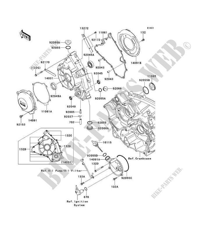 engine covers for kawasaki teryx 750 fi 4x4 sport 2011