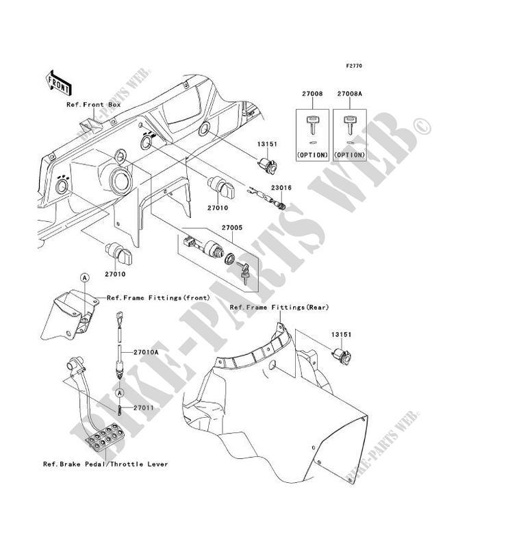 Teryx Ignition Wiring Diagram