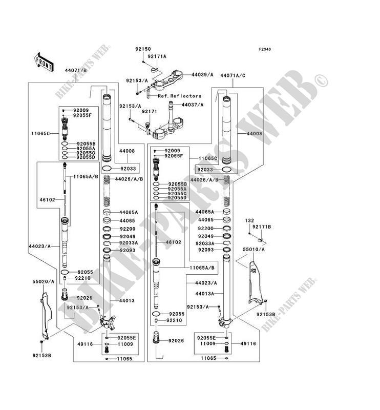 2008 Klx 450r Wiring Diagram