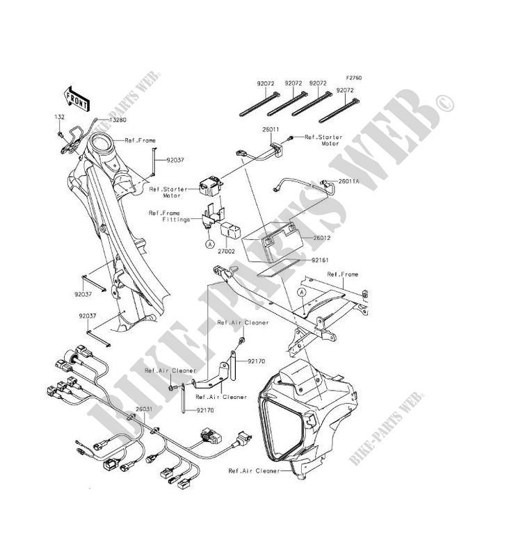 Klx 140 Wiring Diagram