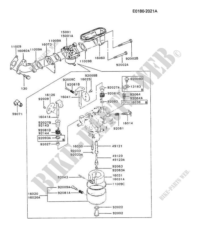 Kawasaki Fb460v Wiring Diagram - Wiring Diagrams Back