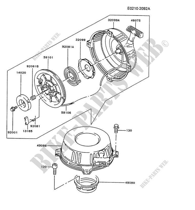 Kawasaki Fc420v Engine Diagram - Wiring Diagrams on