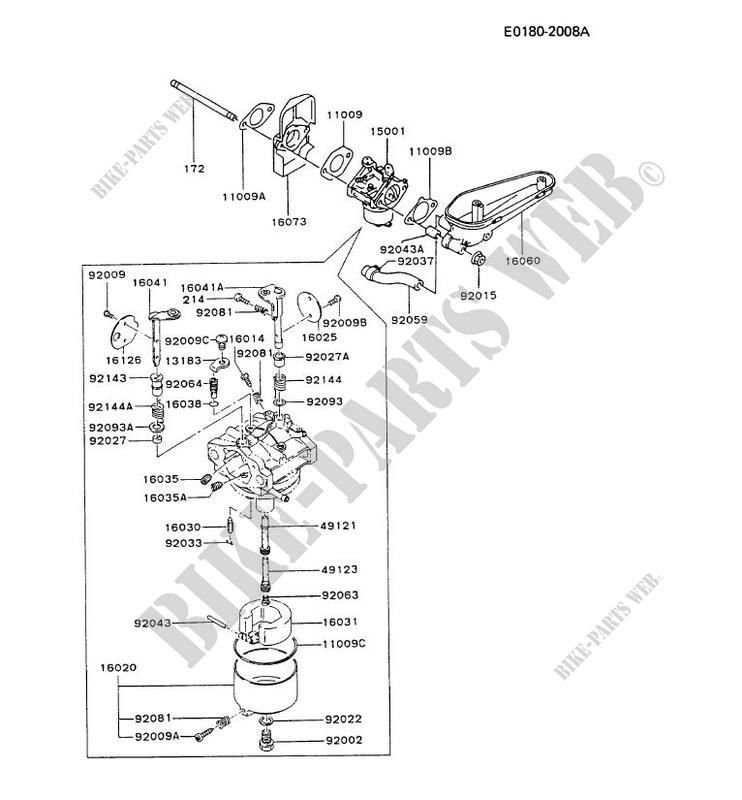 kawasaki fc420v carburetor parts diagram wiring diagrams. Black Bedroom Furniture Sets. Home Design Ideas