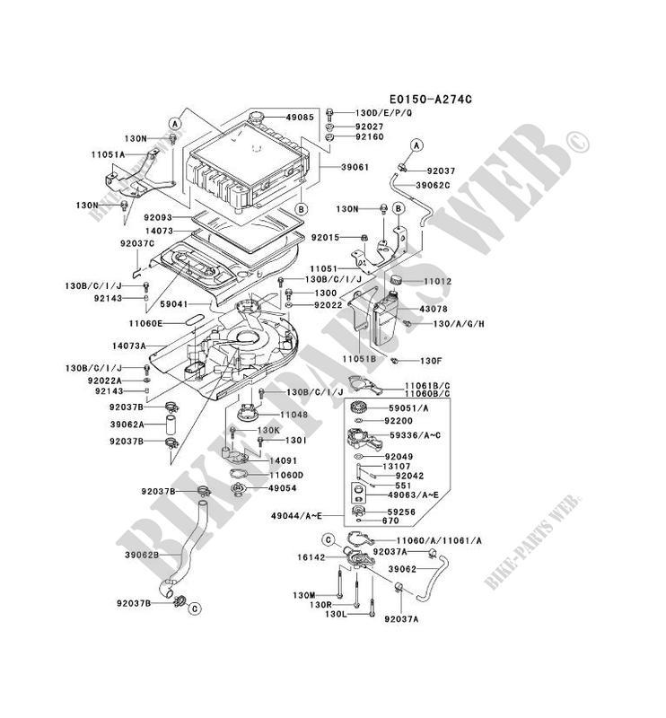 bolt flanged kawasaki 999162164 fd501v kawasaki wiring diagrams #9