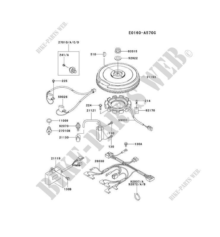 Fd501v Kawasaki Ignition Wiring Diagram  Kawasaki 18hp