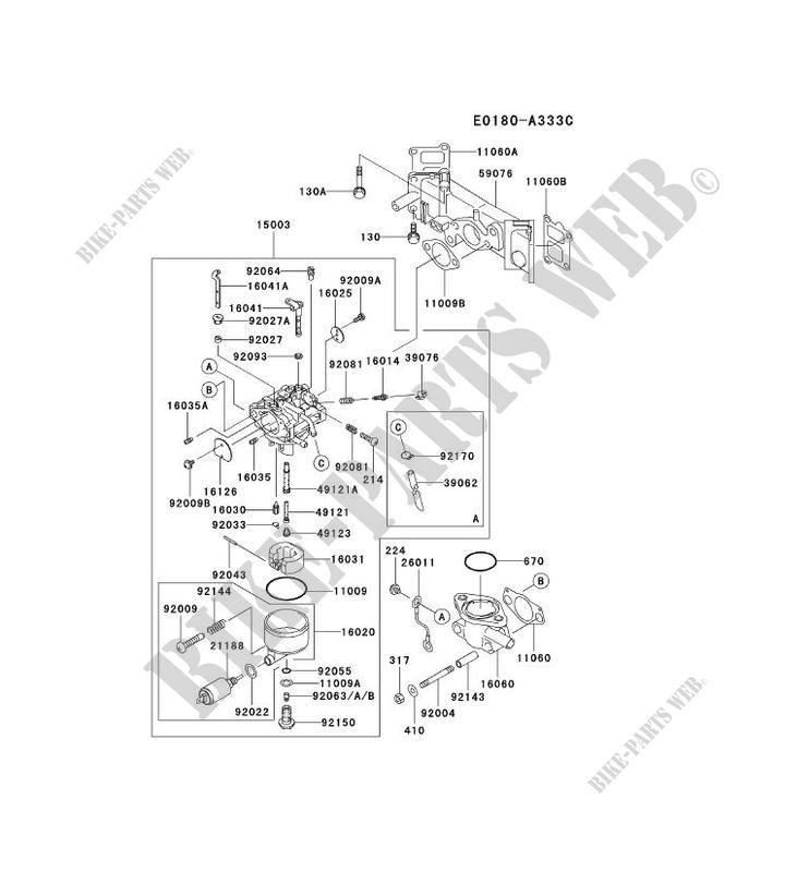 Kawasaki Fd611v Wiring Diagram    Wiring Diagram