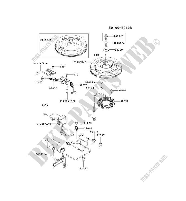 825 bobcat engine diagram