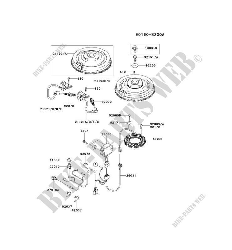 Kawasaki Fd731v Wiring Diagram - Wiring Diagram Sample on