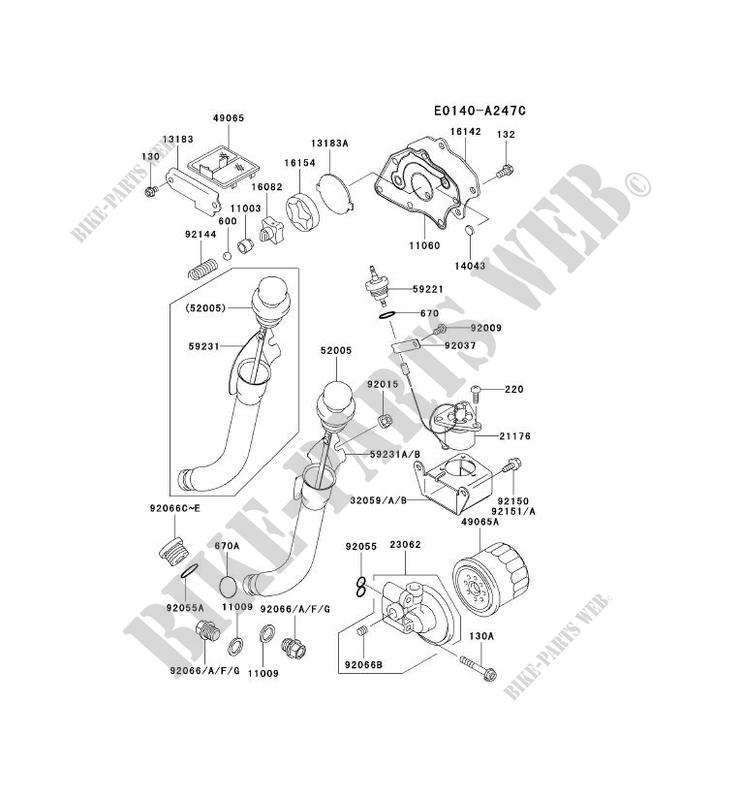 kawasaki fe350 engine parts diagram  kawasaki  wiring