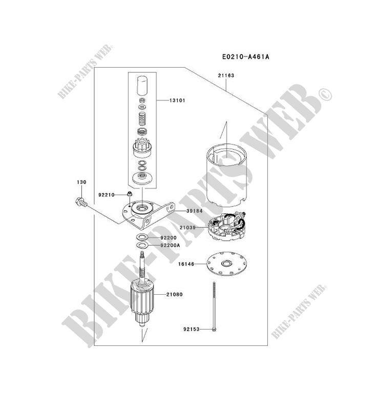 starter motor fh721 d02133~ fh721v as38 fh motors fh721v fh petits kawasaki schematic diagrams kawasaki petits moteurs fh fh721v fh motors fh721v as38 fh721v as38 starter motor(