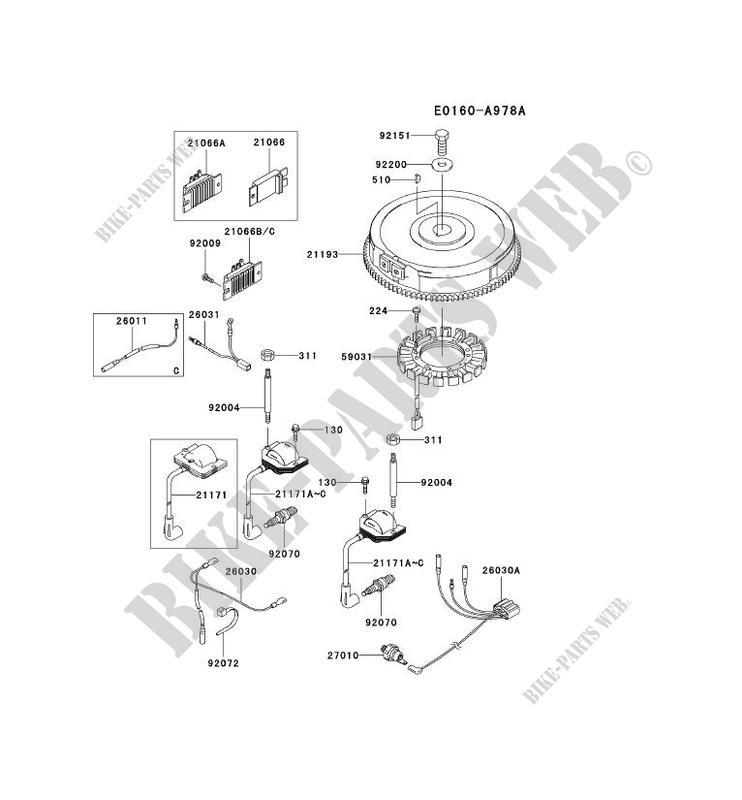 ELECTRIC EQUIPMENT FH721V CS09 FH MOTORS FH721V FH Pe Moteurs ... on kawasaki generator wiring diagram, kawasaki battery wiring diagram, kawasaki engine wiring diagram,