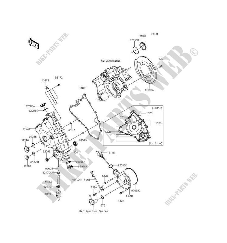 Brute Force 750 Engine Diagram - Wiring Diagram Project on