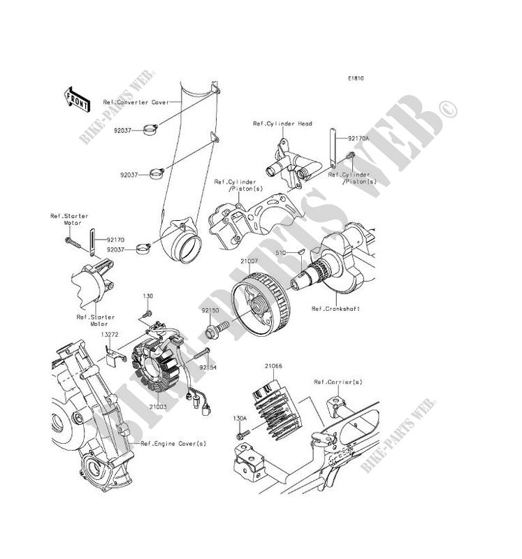 Brute Force 750 Engine Diagram - Wiring Diagram •