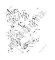 IGNITION SYSTEM for Kawasaki BRUTE FORCE 750 4X4I EPS 2016