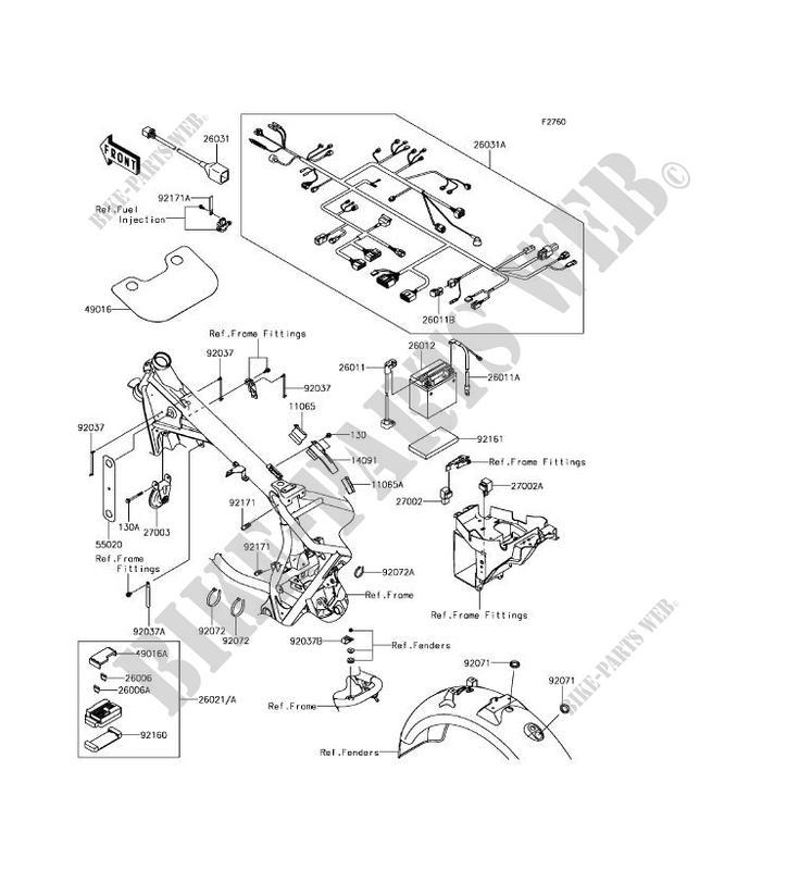Kawasaki Bayou Klf300 Wiring Diagram