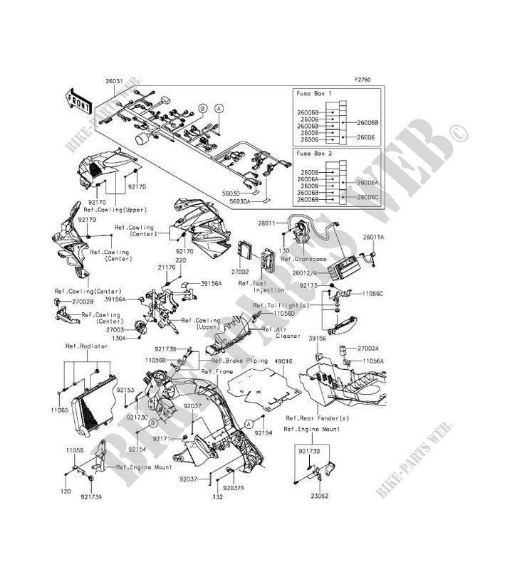 kawasaki versys wiring diagram chassis electrical equipment for kawasaki versys 1000 2016  kawasaki versys 1000