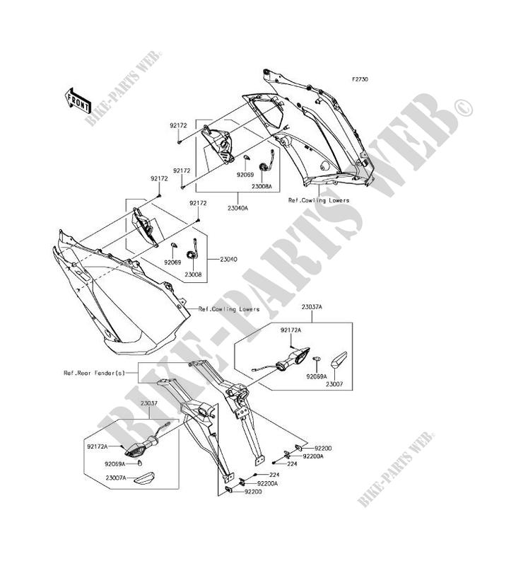 83 Kawasaki Motorcycle Wiring Diagram