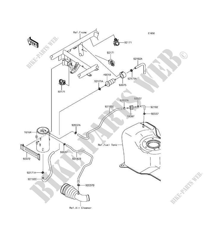 kawasaki mule fuel system diagram  kawasaki  wiring