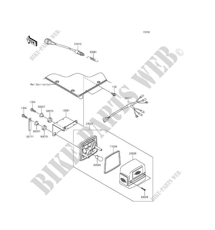 2017 Kawasaki Mule 4010 Wiring Diagram - Somurich.com on