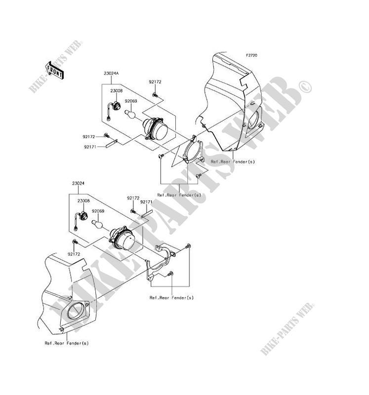 kawasaki teryx carb diagram  kawasaki  wiring diagrams