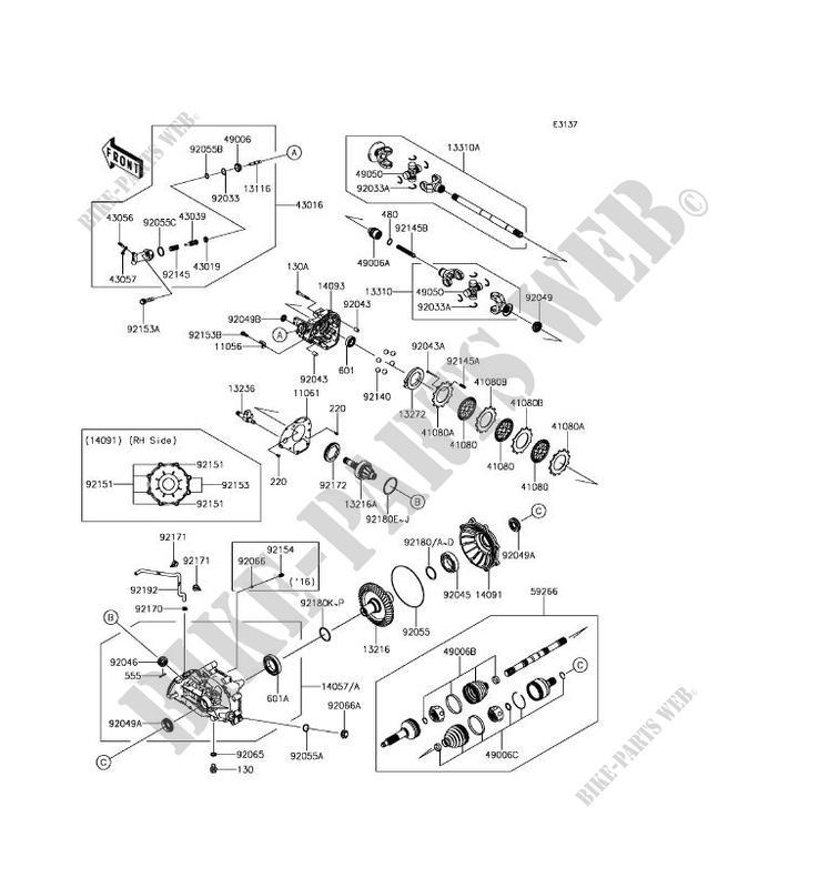 2016 Kawasaki Teryx Wiring Diagram. . Wiring Diagram on