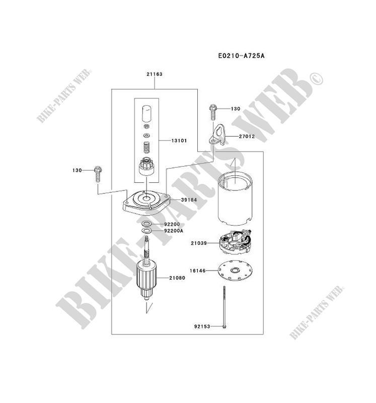 kawasaki fs600v engine parts diagram  kawasaki  wiring